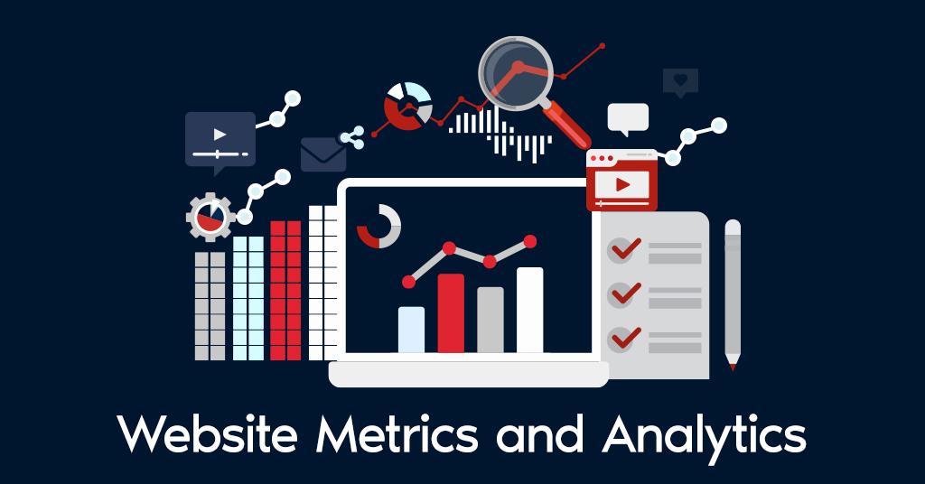 Website-metrics-and-analytics
